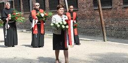 W Auschwitz upamiętnili śmierć o. Maksymiliana Marii Kolbego