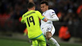 UEFA nałożyła karę na Dele Allego za brutalny faul