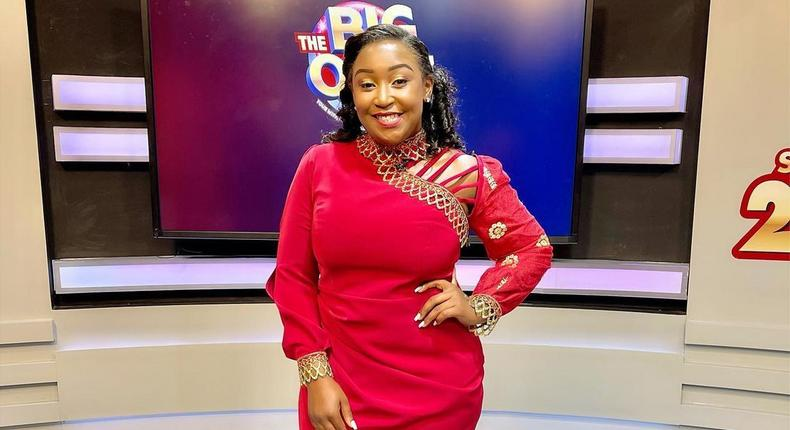 Such a difficult time for Kenyans- Betty Kyallo as she empathizes with those who have lost Jobs