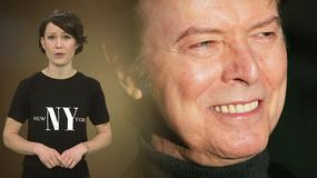 Odczytano testament Davida Bowiego; Piosenkarka wielbiona za granicą w Lizbonie musi grać na ulicy - flesz muzyczny