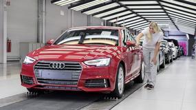 Wstrzymano produkcję Audi A4 i A5