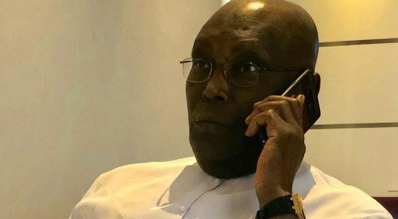 Atiku urges new Ohanaeze Ndigbo's president to sustain cooperation with ethno-social groups