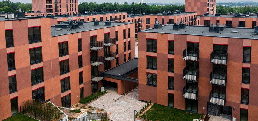 To nie są wcale tanie mieszkania. W Nowym Nikiszowcu czynsze biją rekordy!