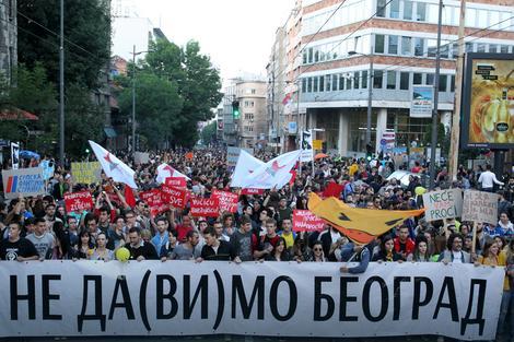 Nezadovoljni Beograđani