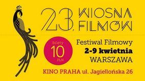 Wiosna Filmów 2017: program festiwalu w warszawskim kinie Praha