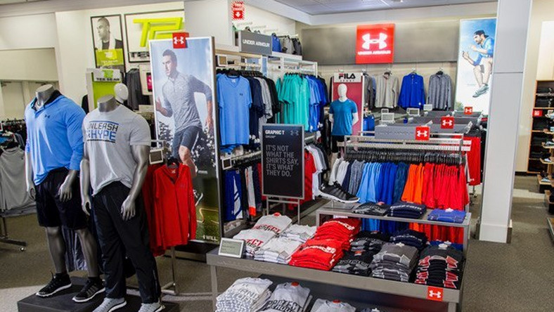 c54a5c8849e Strategy Under Armour's launch at Kohl's was supposed to be its ...