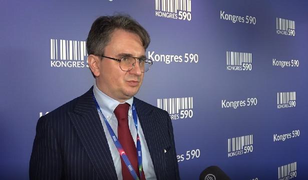 Remigiusz Kopoczek - prezes Kongresu 590