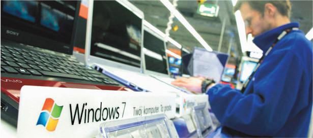 Nowy system Microsoftu od dziś można kupić m.in. w sieci Saturn Igor Morye dzięki uprzejmości sklepu Saturn Blue City