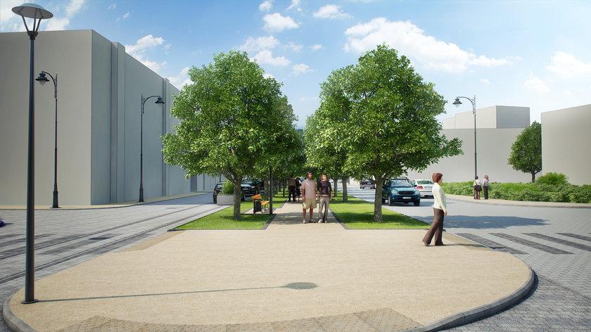 projekt rewitalizacji Dolnego Miasta w Gdańsku