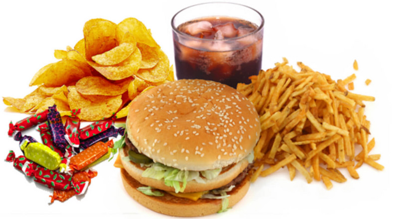 Junk foods(factly)