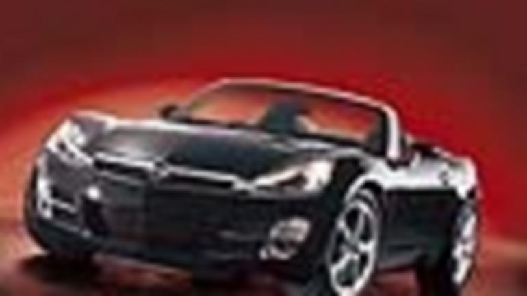 Opel GT - Niskie latanie