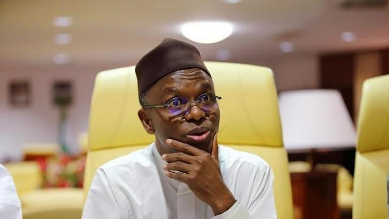 Governor Nasir El-Rufai of Kaduna, addresses Nigeria's power sector issue. [Reuters]