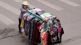 Wietnamskie miasto krawców