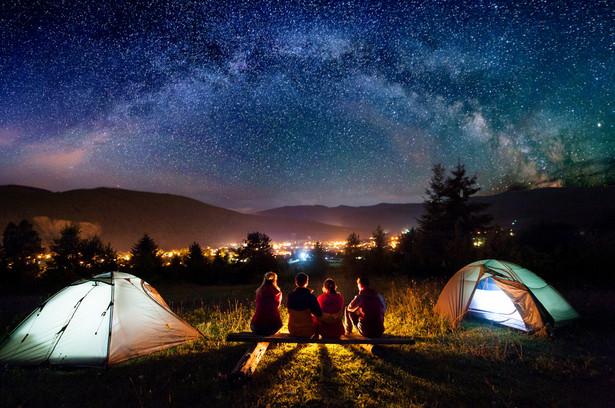 camping, namioty, wakacje