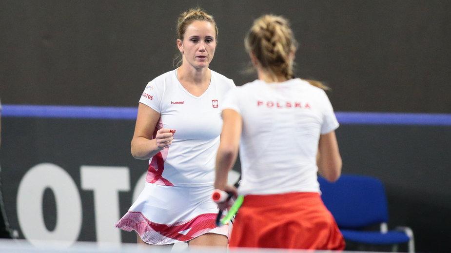 Katarzyna Kawa i Magdalena Fręch