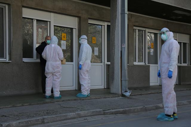 Infektivna klinika Beograd