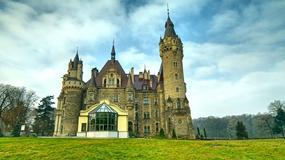 Największe atrakcje Opolszczyzny wg turystów to zamek w Mosznej i JuraPark w Krasiejowie