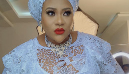 Nollywood actress Nkechi Blessing [Instagram/NkechiBlessing]