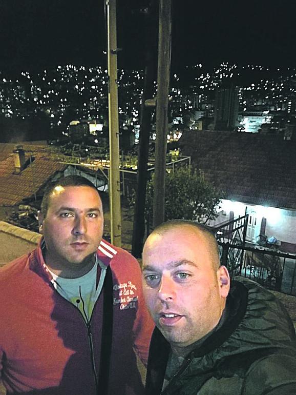 Dalibor Krstić i Željko Filipović