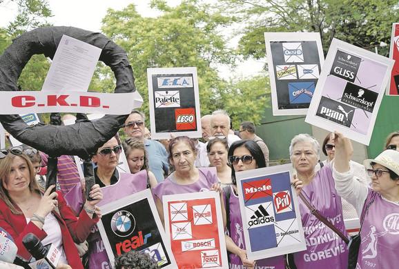 Turkinje pozivaju na bojkot nemačkih brendova