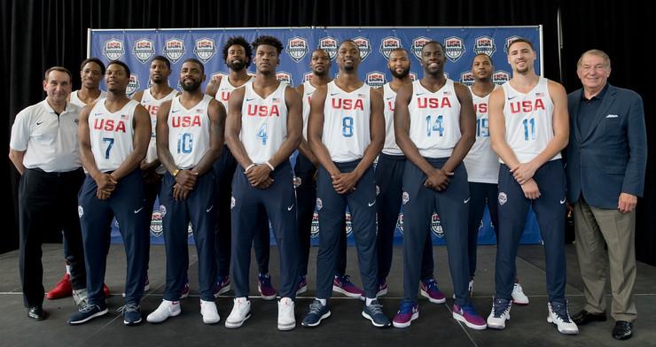 Košarkaška reprezentacija SAD