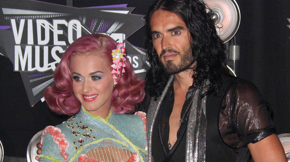 Russell Brand i Katy Perry
