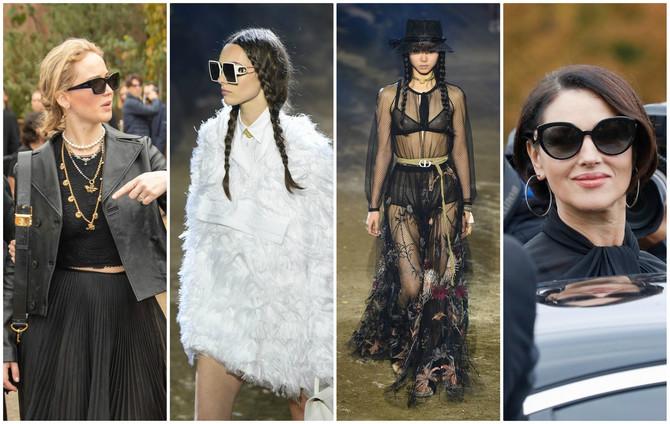 Revija modne kuće Dior otvorila Nedelju mode u Parizu