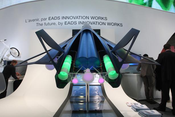 Miejsce 10: Francja fot.: Model naddźwiękowego samolotu ZEHST zaprezentowany w trakcie Paris Air Show w Paryżu, Francja.