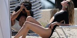 Znana modelka pokazała pośladki. Jest czego zazdrościć?