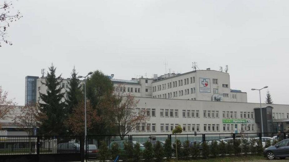 Szpital powiatowy w Gorlicach