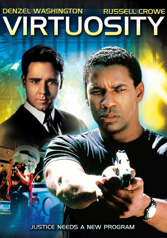 Rasel Krou i Denzel Vošington u filmu