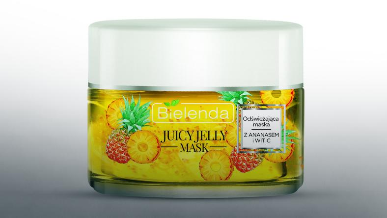 Bielenda Juicy Jelly Mask Ananas