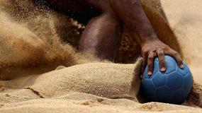 World Games – piłka ręczna plażowa w centrum miasta