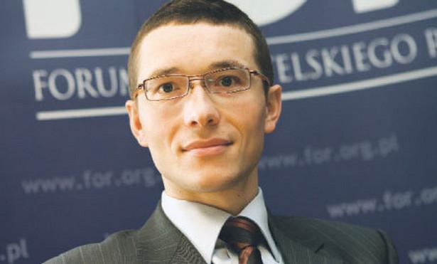 Wiktor Wojciechowski Fot. Wojciech Górski