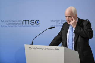 Lubnauer: Potrzebna RBN w związku ze słowami senatora McCaina