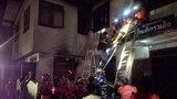 Pożar w internacie. Nie żyje 18 uczennic