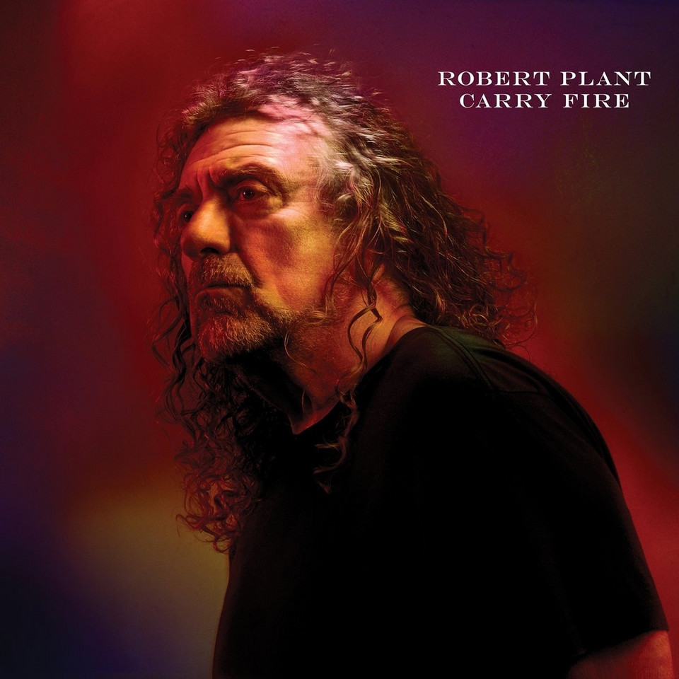 "Robert Plant - ""Carry Fire"", 9"