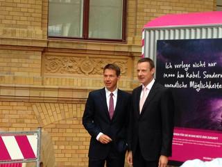 Deutsche Telekom: w Niemczech stawia na Wi-Fi, w Polsce zainwestuje więcej pieniędzy