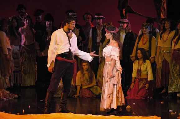 Bosiljčić i Milena Vasić su glavni junaci hit predstave Pozorišta na Terazijama