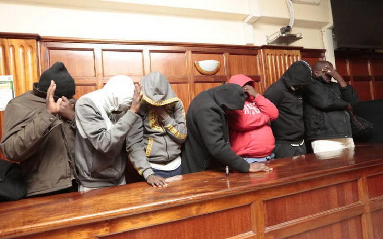 Fake gold and cyber crime suspects in court