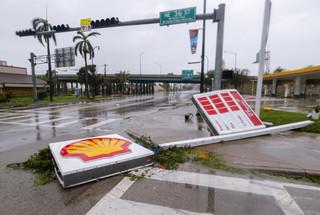 USA: Irma osłabła, ale nadal groźna. Ofiary w stanach Georgia i Karolina Płd.