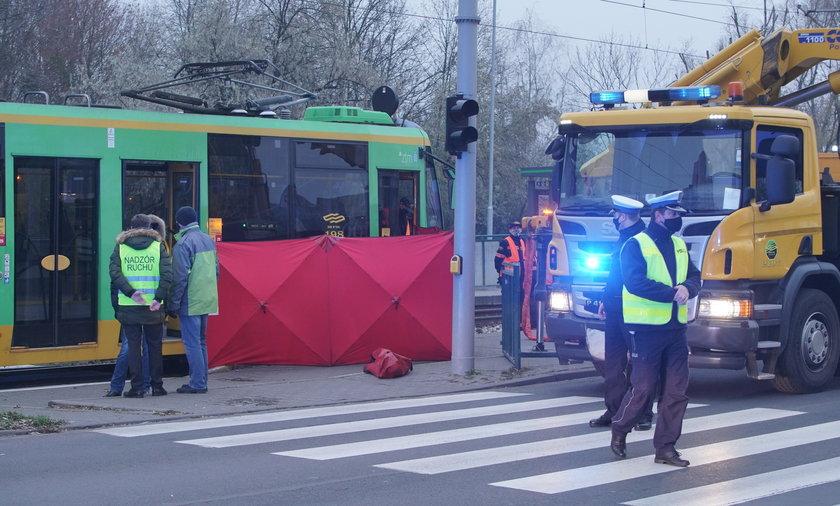 22-letnia Ola zginęła potrącona przez tramwaj.