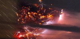 Niesamowite zdjęcia z wybuchu wulkanu
