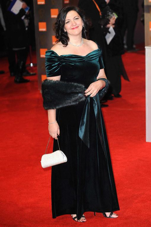 Sarah Smith Bafta 2012