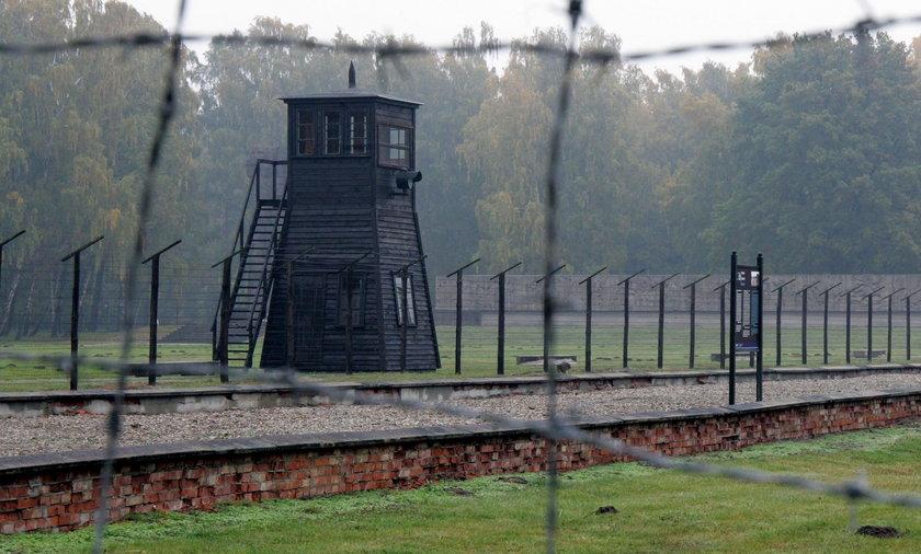 Niemiecki obóz koncentracyjny