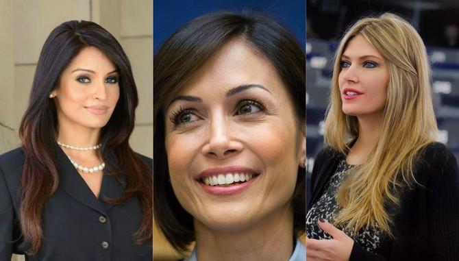 One vedre i oblače svetskom političkom scenom, a prave su lepotice