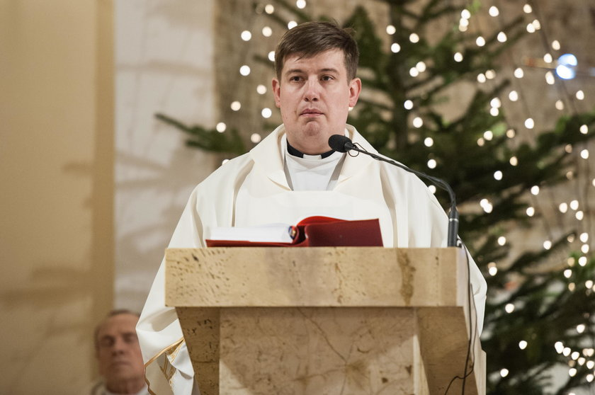 Ksiądz Sebastian Kozyra