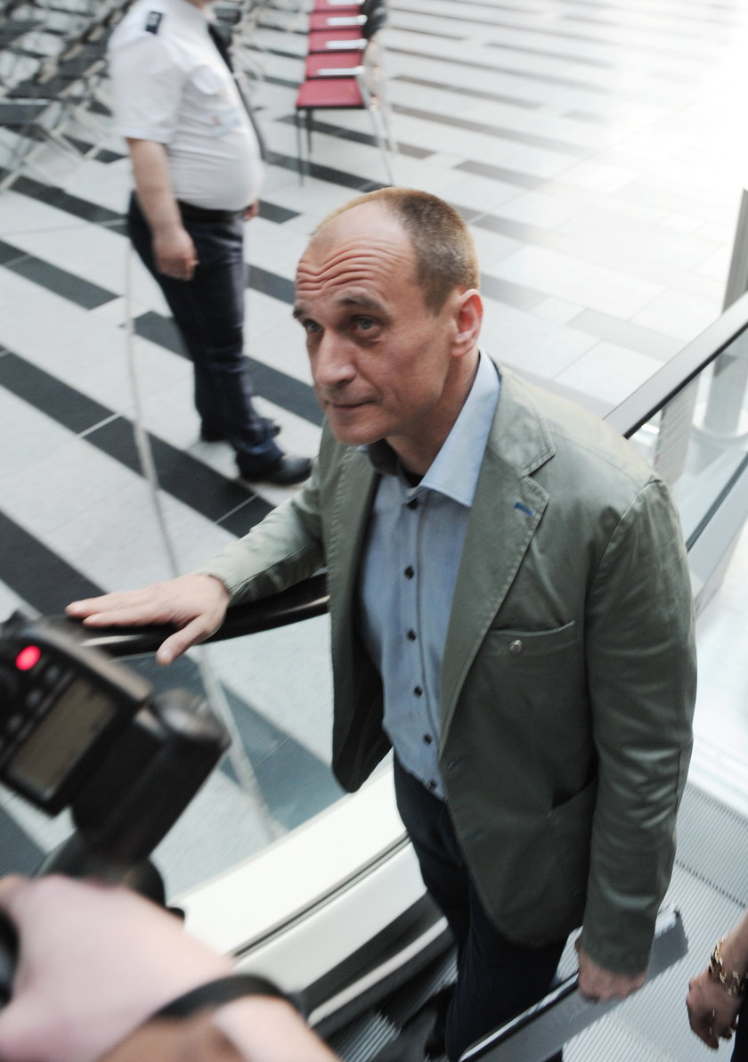 PawełKukiz, działacz i rockman planujący startować do Sejmu, żeby zmienićkonstytucję