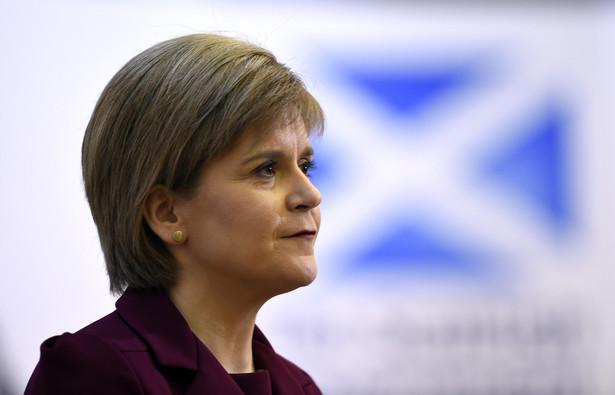 Nicola Sturgeon - nowa premier Szkocji