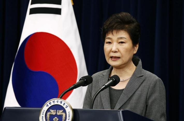 Park expresses readiness to step down in April